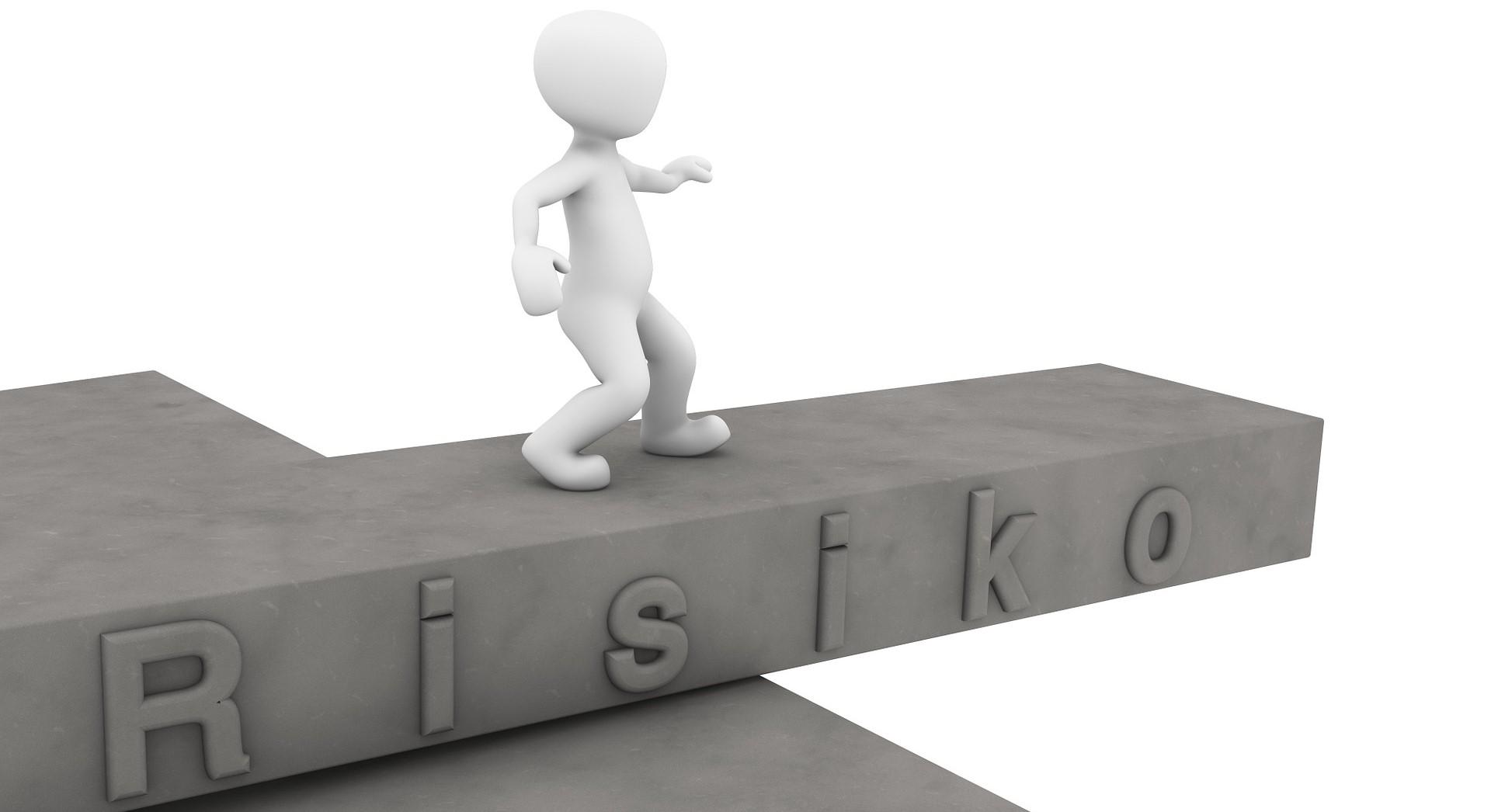 Riziko = volatilita?
